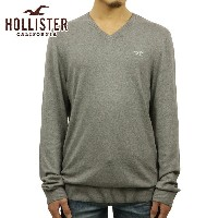 【15%OFFセール 1/19 10:00~1/22 9:59】 ホリスター HOLLISTER 正規品 メンズ セーター Huntington Beach V Neck Sweater 320...