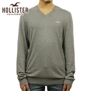 ホリスター HOLLISTER 正規品 メンズ セーター Huntington Beach V Neck Sweater 320-201-0178-012