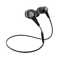 Soul(ソウル) Run Free Pro - Storm Black(ストームブラック) Wireless Active In-Ear Headphones with Bluetooth...