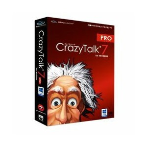 AHS CrazyTalk 7 PRO for Windows(SAHS-40860) 目安在庫=△
