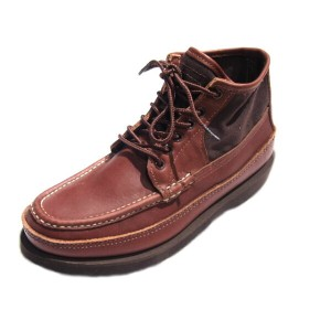 RUSSELL MOCCASINS(ラッセルモカシン)KALAHARI(カラハリ)/BROWN OILED LEATHER/ made in U.S.A.