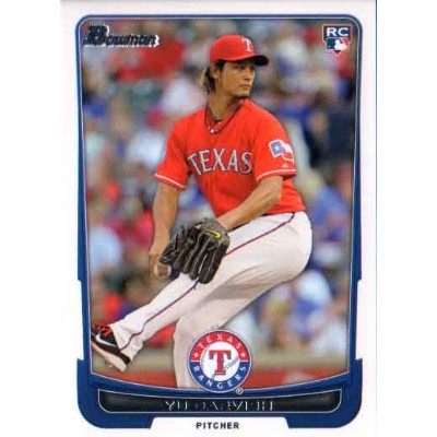 ダルビッシュ有 2012 Bowman Rookie Card Yu Darvish