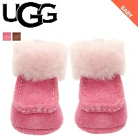 UGG アグ ムートンブーツ ベビー キッズ INFANT GAGE 1003098I シープスキン 【CLEARANCE】【返品不可】