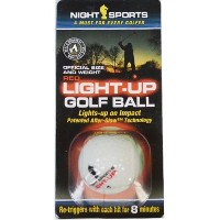 Night Sports Light Up Golf Balls【ゴルフ ボール】