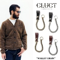 CLUCT(クラクト)WALLET CHAIN【2016SUMMER先行予約】【送料無料】【CLUCTウォレットチェーン】【#01705】