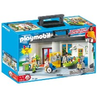 プレイモービル 5953 病院 PLAYMOBIL Take Along Hospital Playset