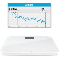 Withings Wireless Scale WS-30 iPhone対応ヘルスメーター ホワイト