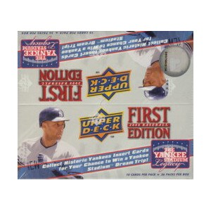 MLB 2008 UD FIRST EDITION