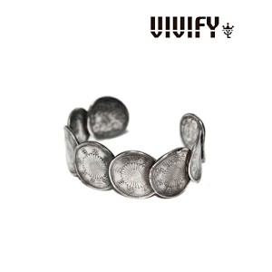 【2015 1st EXHIBITION】VIVIFY(ヴィヴィファイ)Japanese Old Coin Ranged Bangle【職人の完全手作業による逸品】【VIVIFY(ヴィヴィファイ)...