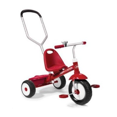 Radio Flyer Radio Flyer Deluxe Steer and Stroll Trike ラジオフライヤー