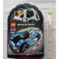 レゴ レーサー LEGO Racers Blue Renegade 8662