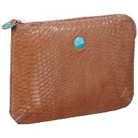 GABS ガブス レディース カードケース ブラウン GPAD ID & Card Wallet Womens Brown Braun (cognac 1702) Size: 33x19x17 cm...