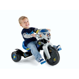 フィッシャープライス バットマン 3輪車 Fisher-Price DC Super Friends Batman Lights And Sounds Trike