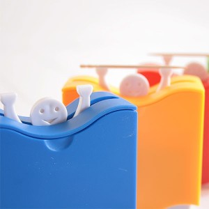 LIFT UP TOOTH PICK CASE #2