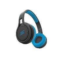 SMS Audio STREET by 50 On-Ear Wired Sport Headphone Blue(ブルー)【SMS-ONWD-SPRT-BLU】スポーツ用防滴密閉型ヘッドホン...