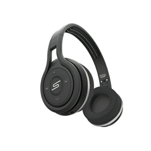 SMS Audio SYNC by 50 On-Ear Wireless Sport Headphone Black(ブラック)【SMS-BTWS-SPRT-BLK】Bluetooth対応スポーツ用ワ...