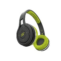 SMS Audio SYNC by 50 On-Ear Wireless Sport Headphone Yellow(イエロー)【SMS-BTWS-SPRT-YLW】Bluetooth対応スポーツ用...