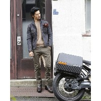 Jipijapa(ヒピハパ) RIDERS JODHPUR PANTS