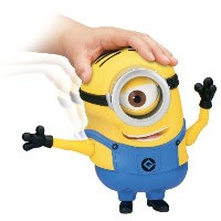 Despicable Me 2 Minion Stuart Laughing Action Figure (Frustration Free Packaging) フィギュア ダイ