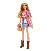 Barbie Fashion Stardoll Doll - Mix and Match Trendy, Original Fashions and Accessories