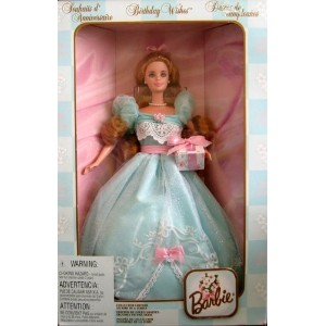 Birthday Wishes Barbie バービー Doll Colector Edition 2nd in Series (1999) 人形 ドール