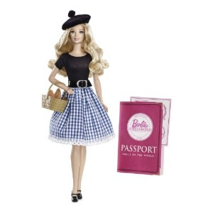 Barbie バービー Collector Dolls of The World-France Doll 人形 ドール