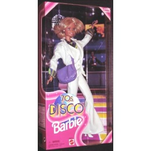 """70's Disco Barbie バービー - Special Edition """"Blond"""" 1998 人形 ドール"""