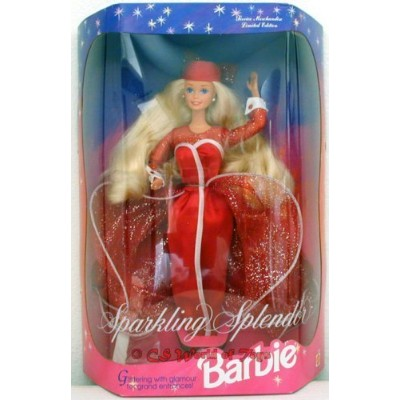 Sparkling Splendor Barbie バービー 人形 ドール