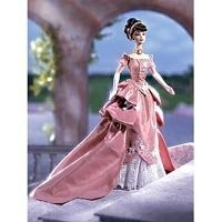 2001 Barbie Collectibles - Wedgwood Barbie #2