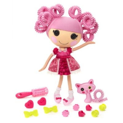 Lalaloopsy Silly Hair Doll - Jewel Sparkles 人形 ドール