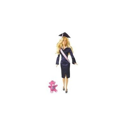 Barbie バービー Graduation Day Collectible Barbie バービー Doll (2008) 人形 ドール