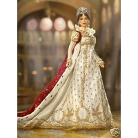 Empress Josephine Barbie バービー 人形 ドール