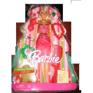 2006 Target Exclusive Holiday Wishes Barbie バービー Doll 人形 ドール