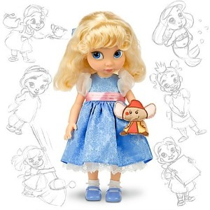 Disney ディズニー Princess Animators Collection 16 Inch ドール Figure Cinderella シンデレラ フィギ