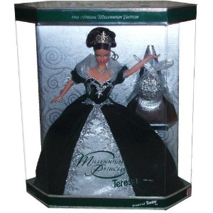 Millennium Princess Teresa, Friend of Barbie バービー Toys R' Us Limited Edition 人形 ドール