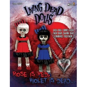 Living Dead Dolls - Twisted Love 2体セット