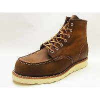 RED WING レッドウイング CLASSIC WORK / MOC-TOE クラシックワーク モックトゥー copper コッパー ブーツ 8876
