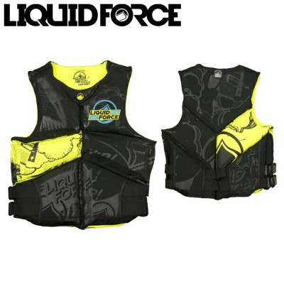 2014 LIQUID FORCE VESTS WATSON CGA BLK/BLU リキッドフォース ワトソン