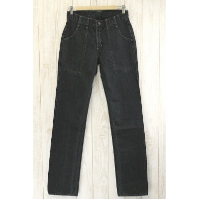"FREEWHEELERS フリーホイーラーズ HIPSTERS REUNION 1960s ""Lot676""BAKER PANTS ベーカーパンツ ワークパンツ 1322011 14oz BLACK..."