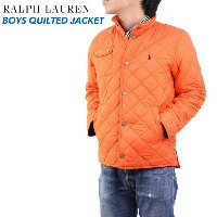POLO by Ralph Lauren Boys Quilted Jacket USラルフローレン ボーイズサイズのキルティングジャケット