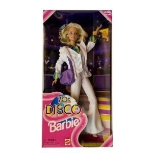 "70's Disco Barbie - Special Edition ""Blond"" 1998"