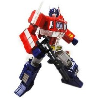 Transformers トランスフォーマー Masterpiece MP-10 Convoy (Optimus Prime) w/ Trailer and Pilot フィ