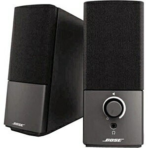 【送料無料】 BOSE アクティブスピーカー Companion2 Series III multimedia speaker system COMPANION2 III[COMPANION23BK]