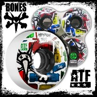 BONES WHEELS (ボーンズ ウィール) Filmer Hernandez Film ATF ALL TERRAIN FORM 80A 56mm (スケートボード ソフトウィール) ...