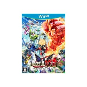 【中古】 The Wonderful 101 /WiiU 【中古】afb