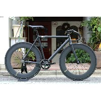 ピストバイク カスタム完成車 8bar KRZBERG v4 BLACK x DINER88mm CUSTOM 8バー CUSTOM PIST BIKE 8バー KRZBERG v4 ブラック...