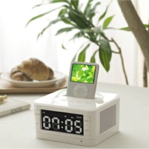 kootec ALARM CLOCK RADIO for iPod(アラームクロックラジオ for iPod)