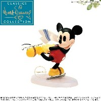 WDCC ミッキー スケート オン・アイス Mickey Mouse Watch Me On Ice 1028736 □