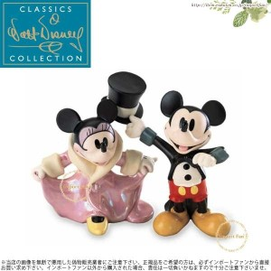 WDCC ミッキー ミニー ガラプレミア Mickey and Minnie Mouse gala premier 1228707 【ポイント最大41倍!優勝キャンペーン】