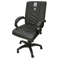 MLB ヤンキース 田中将大 実使用クラブハウスチェア CLUBHOUSE CHAIR GAME USED 9/25/2014 VS. ORIOLES